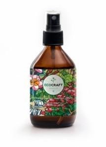 """Несмываемый термозащитный антистатический спрей-кондиционер для волос """"Frangipani and Marian plum"""""""