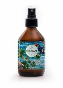 Натуральный несмываемый спрей-кондиционер для волос из «Кокосовой коллекции»