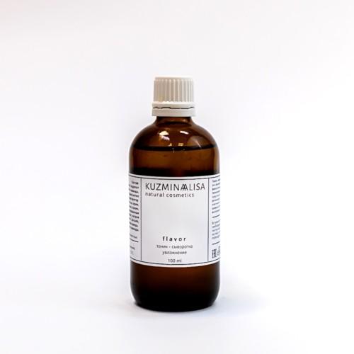 KUZMINAALISA flavor, увлажняющий тоник - сыворотка, 100 мл