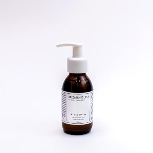 blossomtea, гидрофильное масло для умывания сухой кожи, 100 мл