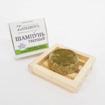 Zaharova Твёрдый шампунь ДЛЯ ЖИРНЫХ ВОЛОС, 50 гр