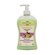 MOLECOLA - Средство для мытья посуды Итальянское киви экологичное, 500 мл