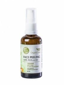 OZ  Пилинг с АНА-кислотами  для жирной и проблемной кожи