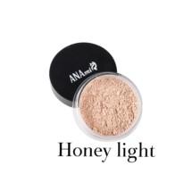Минеральная пудра - основа 3 в 1 Honey light
