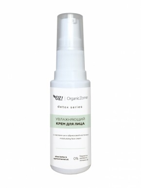 OZ Увлажняющий крем для лица 30 ml