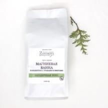 zaharova МАГНИЕВАЯ ВАННА Загадочная роза, 1100 гр